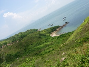 I finally made it back to Lamma Island in 2007, but I didn't witness the sunrise.